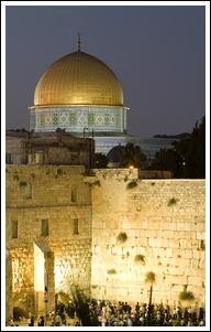 The Destruction of the Dome of the Rock