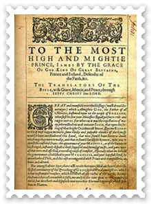 Honoring the 400th Anniversary of The King James Bible