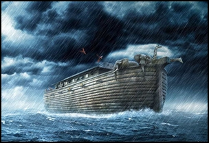 As the Days of Noah